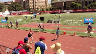 Sandi Mercier World Games LA 2015